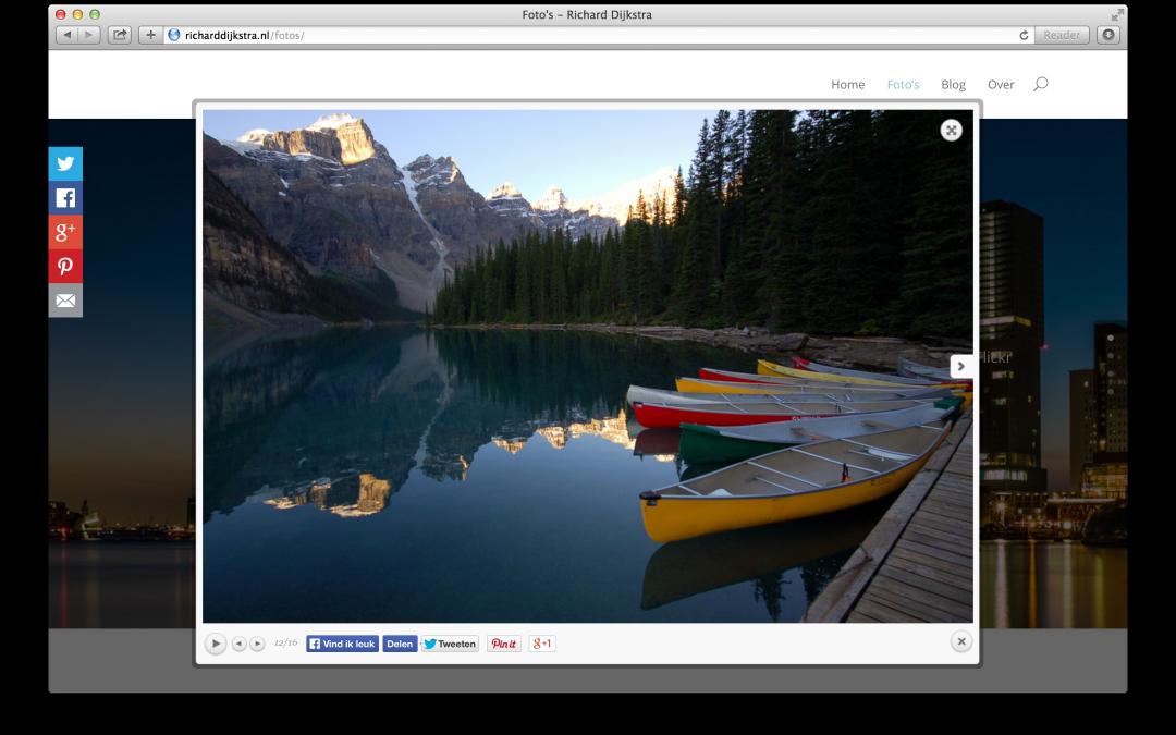 Nieuwe briljante plugin: Justified image grid