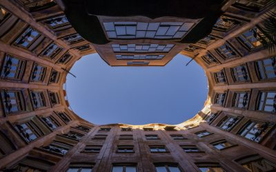 Foto Vrijdag: Symmetrie in het Dali museum in Barcelona